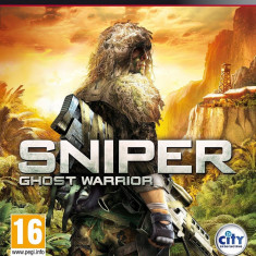 Sniper Ghost Warrior - PS3 [Second hand] - Jocuri PS3, Shooting, 16+, Single player