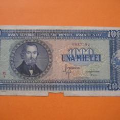 1000 LEI 1950 - Bancnota romaneasca