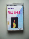 PAUL ANKA  ,  BEST COLLECTION  !  CASETA AUDIO, Casete audio