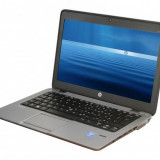 Laptop HP EliteBook 820 G1, Intel Core i5 Gen 4 4200U 1.6 GHz, 4 GB DDR3, 500 GB HDD SATA, Webcam, Card Reader, FingerPrint, Display 12.5inch 1366 by