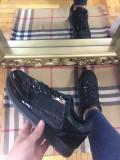 Adidasi dama negri cu sclipici marime 36+CADOU