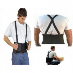 Centura tip corset pentru lucru cu bretele