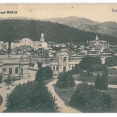 2820 - Bucovina, Suceava, VATRA DORNEI - old postcard, CENSOR - used - 1918 - Carte Postala Bucovina 1904-1918, Circulata, Printata