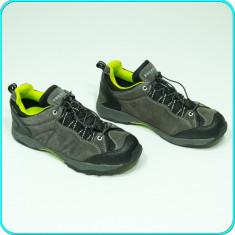 Pantofi sport / adidasi, piele, impermeabili—aerisiti, EVEREST → baieti | nr. 35 - Pantofi copii, Culoare: Din imagine, Piele intoarsa
