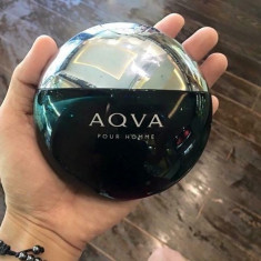 Parfum Original Bvlgari - Aqua Marine +CADOU - Parfum barbati Bvlgari, Apa de toaleta, 100 ml