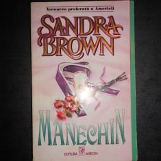SANDRA BROWN - MANECHIN