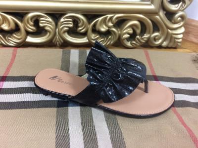 Papuci dama negri marime 37, 38+CADOU foto