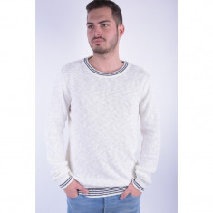 Pulover Selected Shhmoby Crew Neck Egret