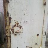 Seif vechi FICHET - Metal/Fonta