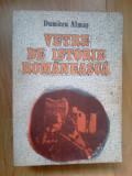 n1 Vetre De Istorie Romaneasca - Dumitru Almas