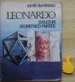 Leonardo structuri geometrico-plastice Zamfir Dumitrescu