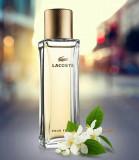 Parfum Original Lacoste Pour Femme + CADOU, Apa de parfum, 90 ml
