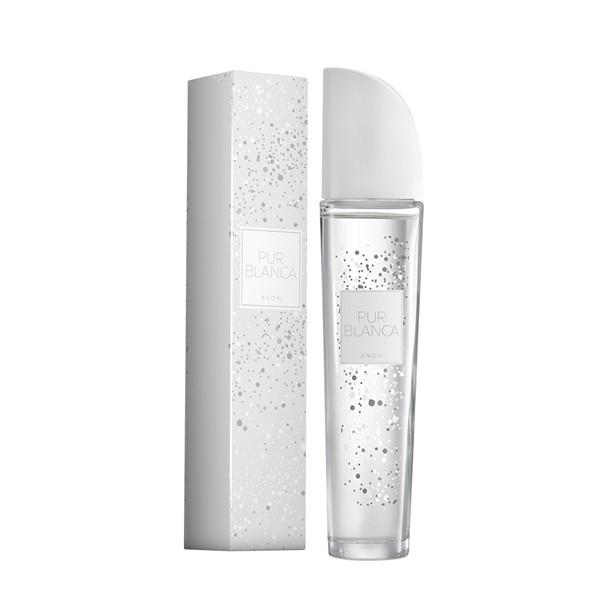 Apa de toaleta Pur Blanca - editie limitata - Ambalaj Roz