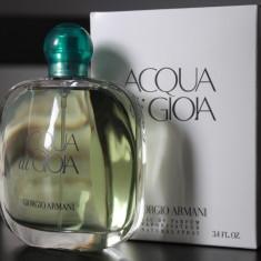 Parfum Original Armani Acqua di Gioia 100 ml de dama (100ml) Tester - Parfum femeie Armani, Apa de parfum