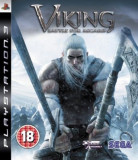 Viking - Batle for Asgard  - PS3 [Second hand], Actiune, 16+, Single player