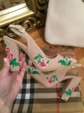 Pantofi dama bej eleganti cu toc marime 36,  39+CADOU, Din imagine