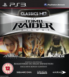 The Tomb Raider Trilogy - Classics HD -  PS3 [Second hand], Actiune, 12+, Single player