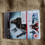 Assassin's Creed Brotherhood si Assassin's Creed Revelations PS3 Playstation 3 - Jocuri PS3