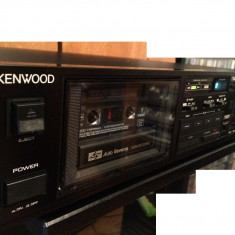 KENWOOD model KX-790 Stereo Cassette Deck - Stare Perfecta/Made in Japan - Deck audio