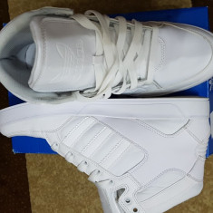 Adidas ghete Originals nr.42/5 - Ghete barbati Adidas, Culoare: Alb