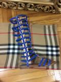 Sandale/cizme de vara albastre marime 38, 39+CADOU