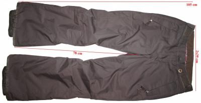 Pantaloni schi snowboard O'Neill Launch Series, dama, marimea 36(S) foto