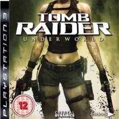 Tomb Raider Underworld - PS3 [Second hand] - Jocuri PS3, Actiune, 12+, Single player