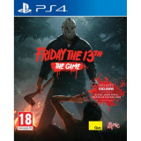 Friday The 13th PS4 Xbox One - Jocuri PS4, Actiune, 18+, Multiplayer