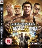 WWE Legends of WrestleMania  - PS3 [Second hand], Sporturi, 12+, Multiplayer