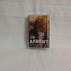 Vand caseta audio Afront-The Under Project,originala,raritate, Casete audio, roton
