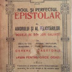 Noul si perfectul epistolar al amorului ai al felicitarilor/1920