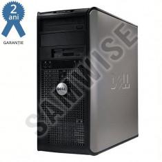 Calculator Dell Optiplex 755 MT, Intel Core 2 Duo E8400 3GHz, 4GB DDR2, 160GB, DVD-RW - Sisteme desktop fara monitor