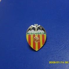 Insigna FC Valencia - Insigna fotbal