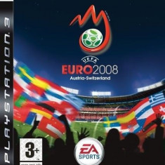 UEFA Euro 2008 -  PS3 [Second hand], Sporturi, 3+, Multiplayer