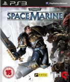 Warhammer 40.000 Space Marine Spacemarine  -  PS 3 [Second hand], Actiune, 18+, Single player
