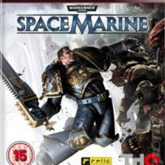 Warhammer 40.000 Space Marine Spacemarine  -  PS 3 [Second hand], Actiune, 18+, Single player