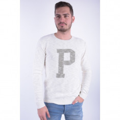 Pulover Jack&Jones Marvin Knit Whisper White