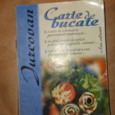 Carte de bucate 712pag/an 2004- Silvia Jurcovan
