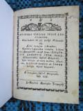 OGLINDA OMULUI CELUI DIN LAUNTRU - CHIRIAC Ieromonah (1835, 10 GRAVURI SUPERBE!)