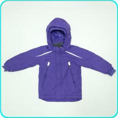 Geaca iarna, calduroasa, impermeabila, H&M → fete | 6-7 ani | 116-122 cm, Marime: Alta, Culoare: Mov