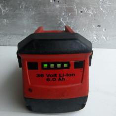 Acumulator,baterie HILTI 36v si 6Ah(ultimul model)