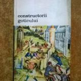 Jean Gimpel - Constructorii goticului