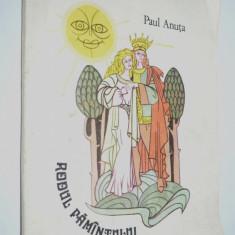Carte povesti Paul Anuta - Rodul Pamantului (1991) - Carte de povesti