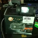Camera Auto SHD 1296p, GPS, WDR, HDR FUNCTIE ADAS LDWS Filtru CPL Ambarella ETC - Camera video auto
