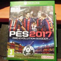 PES 2017, Pro Evolution soccer, XBOX one, original, alte sute de jocuri! - Jocuri Xbox One, Sporturi, 3+, Multiplayer