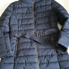 Haina/ geaca de iarna DAMA, marca FIRETRAP UK/ ANGLIA. - Geaca dama Firetrap, Marime: 40, Culoare: Albastru