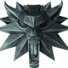 Witcher 3: Wild Hunt - Wolf Wall Sculpture - Carte in engleza