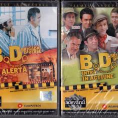 Colecția Brigada Diverse - Film Colectie productii romanesti, DVD, Altele