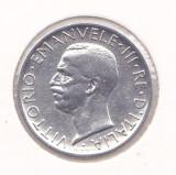 Moneda Italia 5 Lire 1927 - KM#67.1 XF ( argint 0,835 ), Europa