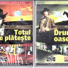 Colecția Mărgelatu - Film Colectie productii romanesti, DVD, Altele